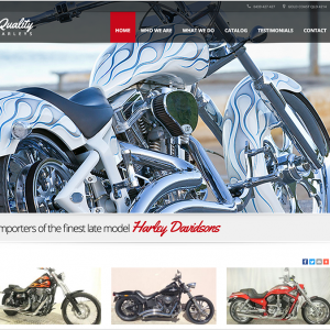 Quality Harleys