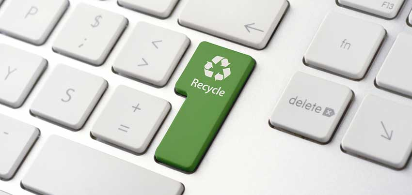Clean Out Your Computer- Recycle