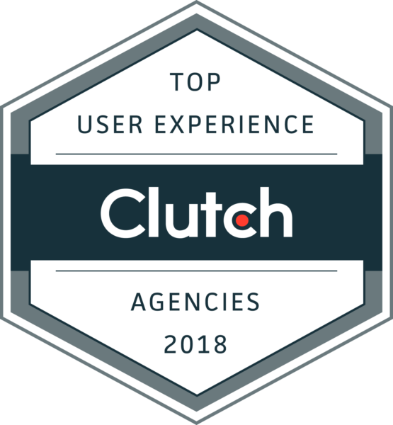 Top User Experience U/X Agency 2018