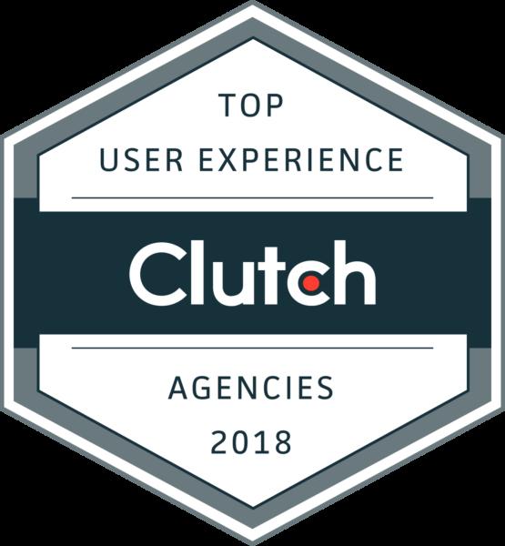 Top User Experience U/X Agency 2018