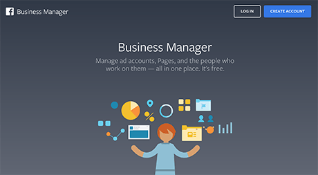 Business Manager Website